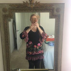 Hilary Radley Tops - New 2019 spring kaftan boho chic Hilary radley
